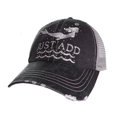 Just Add Water Mesh Cap