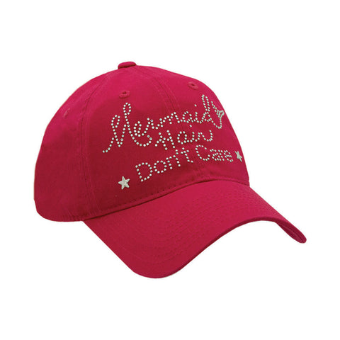 Mermaid Hair Don't Care Cap