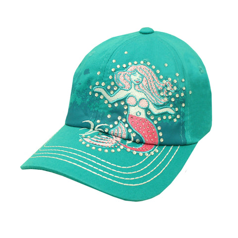 Mermaid Cap