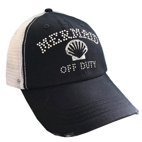 Off Duty Mermaid Mesh Cap