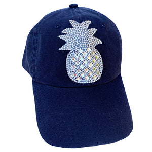 Crystal Pineapple Cap