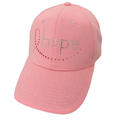Hope Ribbon Cap