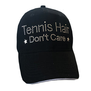 Tennis Hair Don't Care No Mesh Cap