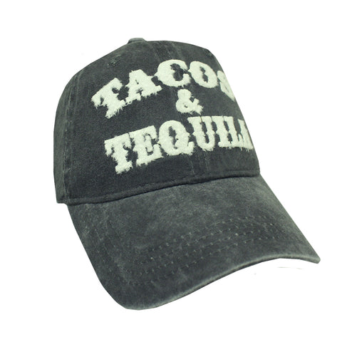 Tacos and Tequila Cap