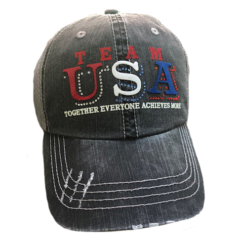 Team USA Mesh Cap