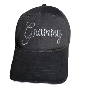 Grammy Clear Crystal Cap