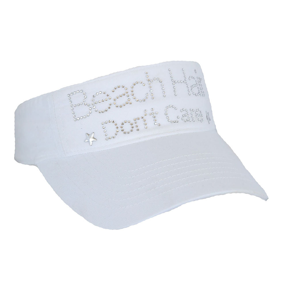 Beach Hair Don't Care Visor