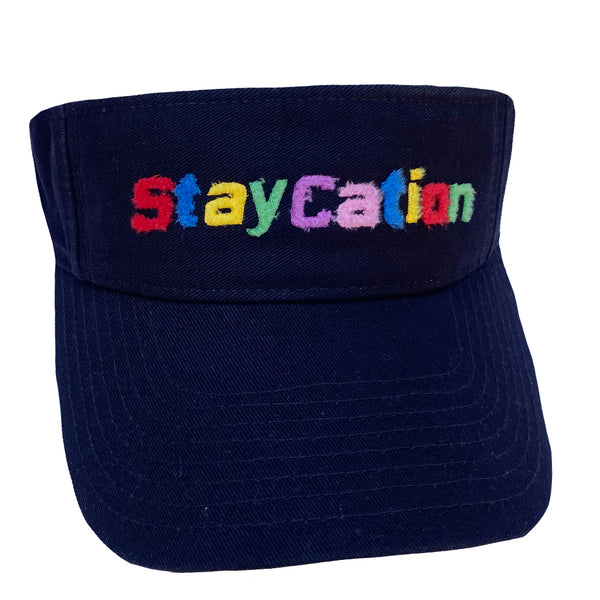 Staycation Visor