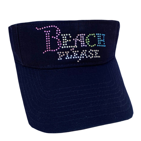 Beach Please Visor