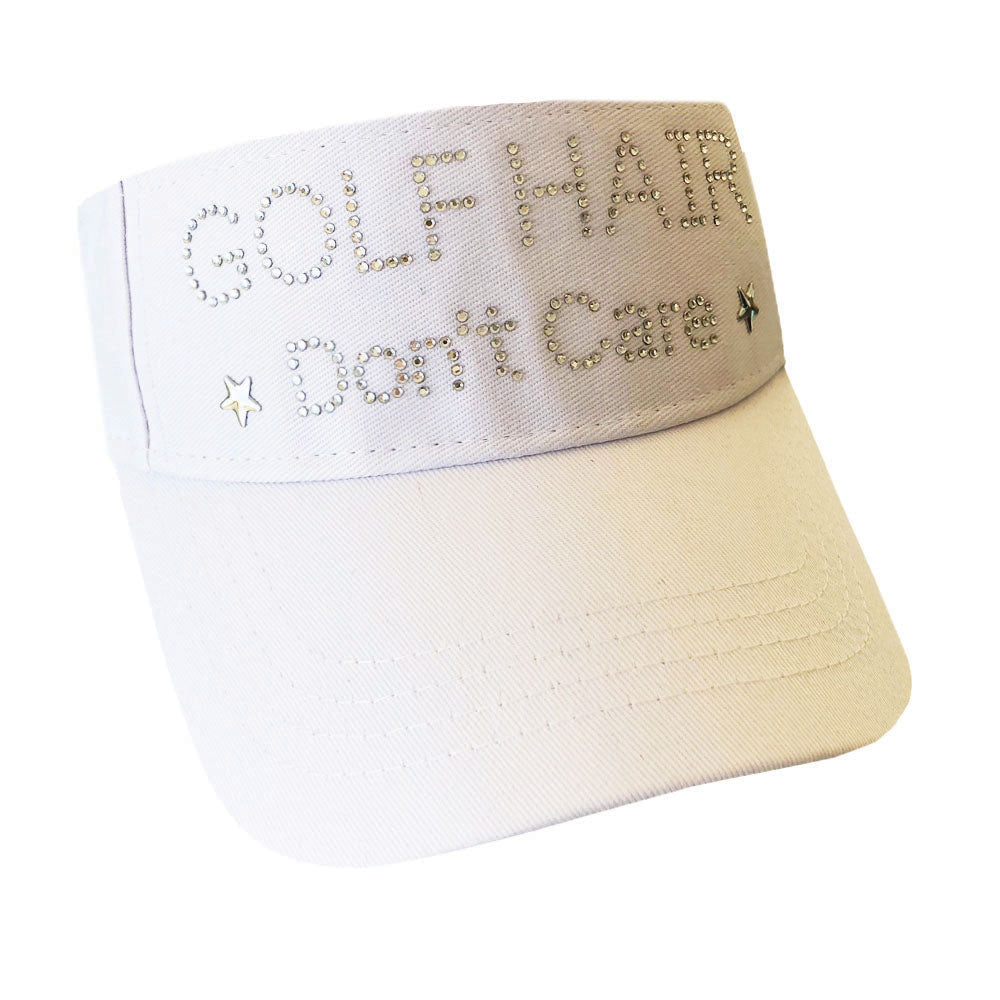 Golf Hair Don't Care Visor