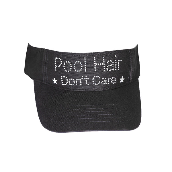 Pool Hair Don't Care Visor