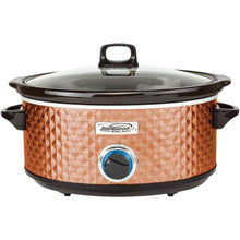 Load image into Gallery viewer, Brentwood 7-Quart Slow Cooker (Copper) - Northwest Homegoods