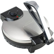 Brentwood 12-Inch Nonstick Electric Tortilla Maker - Northwest Homegoods