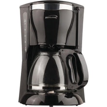 Load image into Gallery viewer, Brentwood 12-Cup Coffee Maker (Black) - Northwest Homegoods