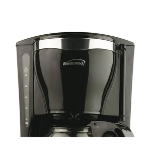 Brentwood 12-Cup Coffee Maker (Black) - Northwest Homegoods