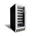 Load image into Gallery viewer, Silhouette Tuscany Wine Cooler