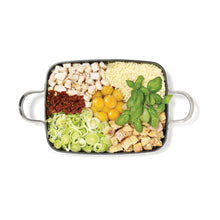"Load image into Gallery viewer, THE ROCK™ by Starfrit® One Pot 9"" x 13"", 5.3-Quart Rectangular Dish with Lid"