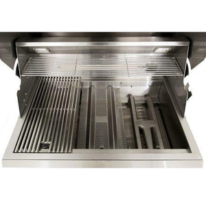 BLAZE PROFESSIONAL 34-INCH 3 BURNER BUILT-IN GAS GRILL WITH REAR INFRARED BURNER - Northwest Homegoods