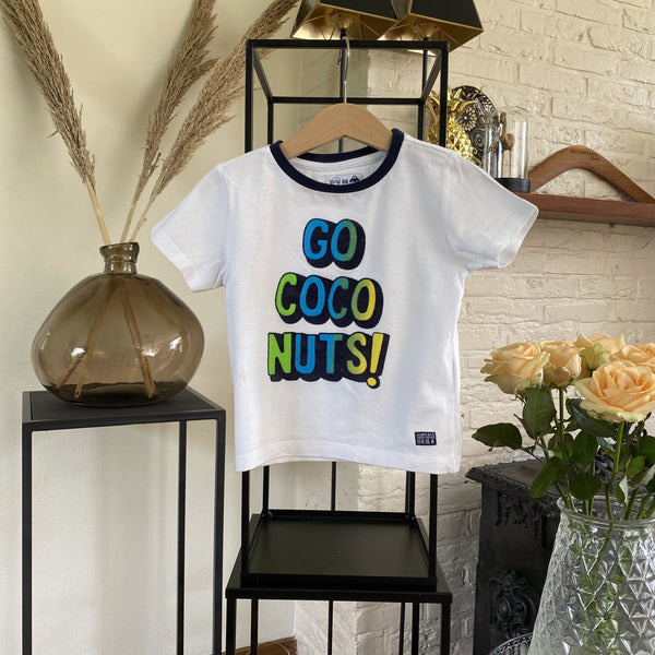 T-SHIRT GO COCO NUTS!