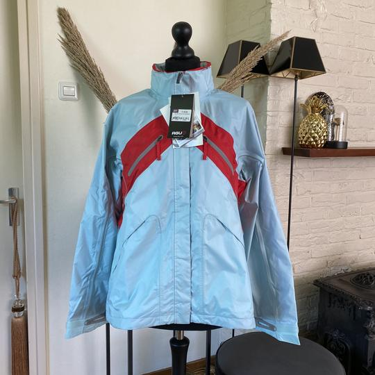 REGENJAS AGU SONORA WOMAN L BLUE/RED (NOT USED)