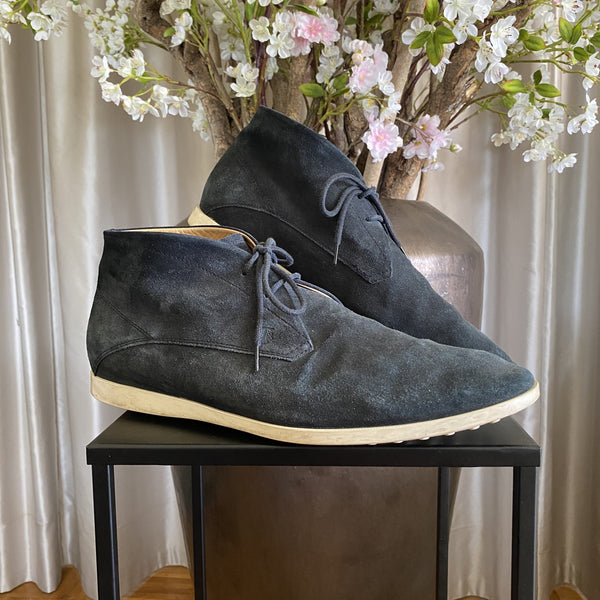 DESERT BOOTS TOD'S SUEDE