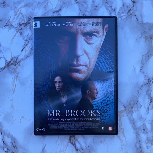 DVD MR. BROOKS TWEEDEHANDS DVD'S KOPEN