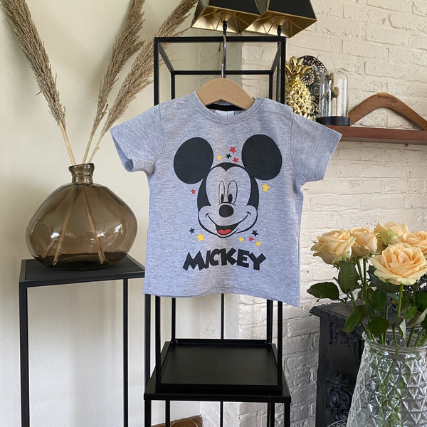 T-SHIRT DISNEY BABY MICKEY MOUSE
