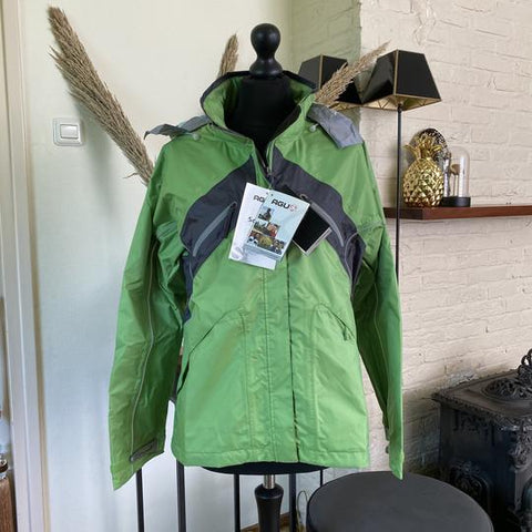REGENJAS AGU SONORA WOMAN XL GREEN/GREY (NOT USED)