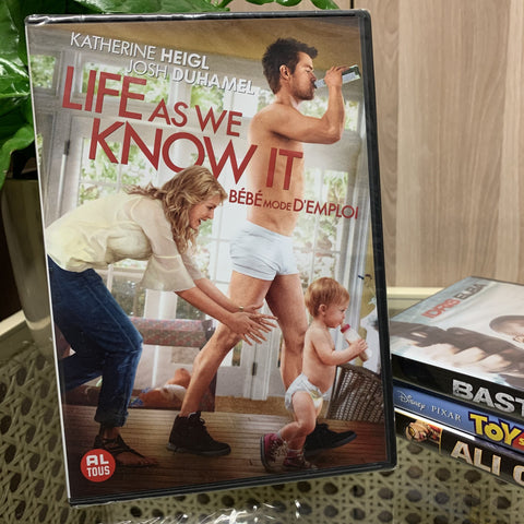 DVD LIFE AS WE KNOW IT goede kwaliteit tweedehands tweedehands koopjes vintagekoopjes
