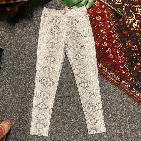 BROEK JOGGER SENSI WEAR SLANGENPRINT