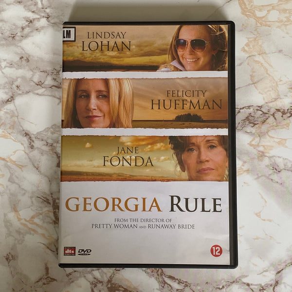 DVD GEORGIA RULE