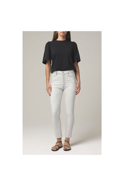 Olivia High Rise Slim Fit - Meridian