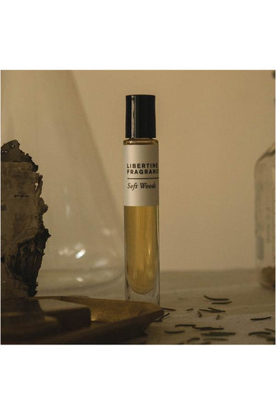 Soft Woods | Perfume Oil - Meridian