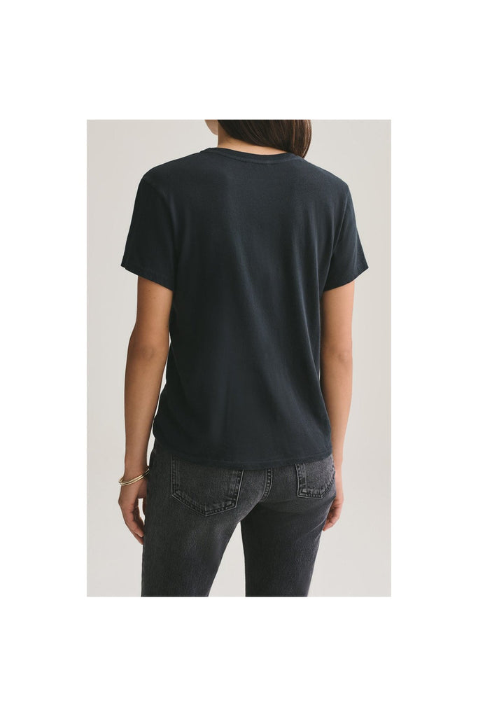 Mariam Classic Fit Tee - Meridian