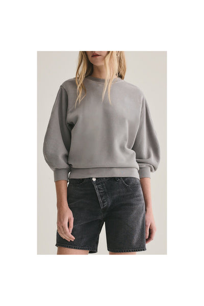 Thora 3/4 Sleeve Sweatshirt - Meridian