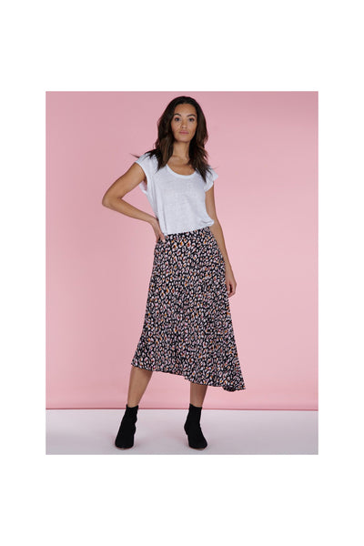 The Pleated Skirt - Meridian