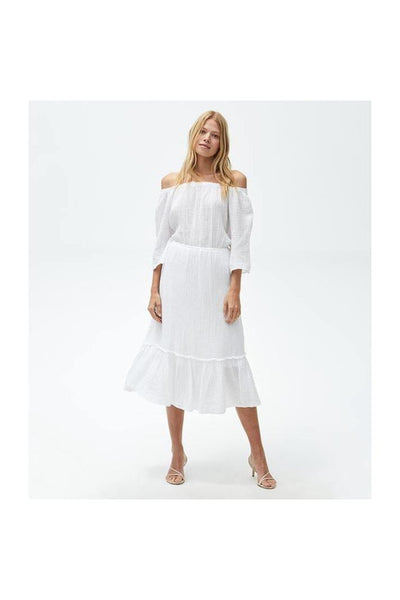 Anya Convertible Dress - Meridian