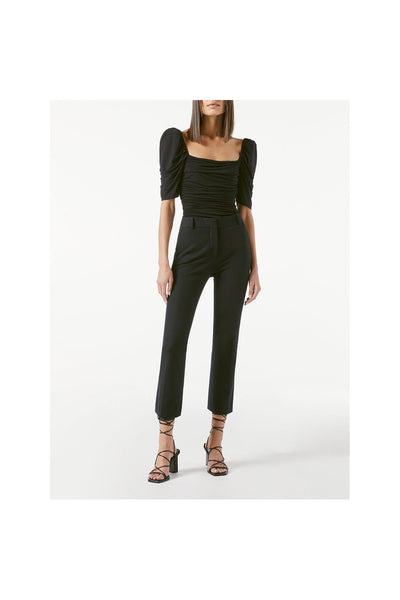 Le Crop Mini Boot Trouser - Meridian