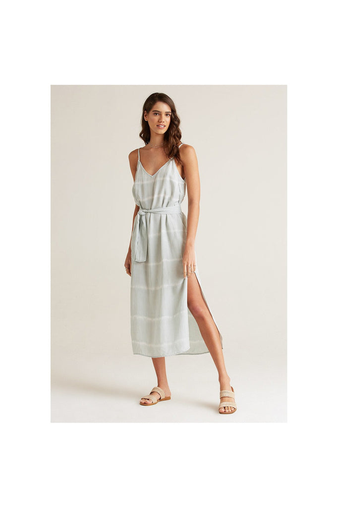 Smocked Waist Maxi Dress - Meridian