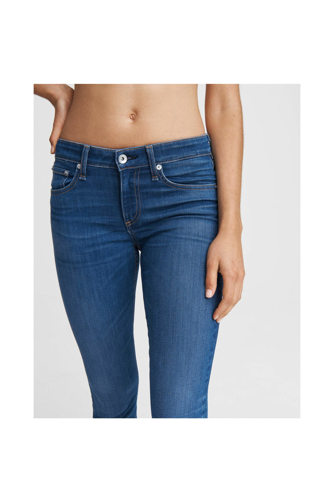Cate Mid-Rise Skinny - Meridian