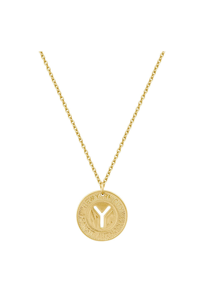 Yankee Coin Necklace - Meridian