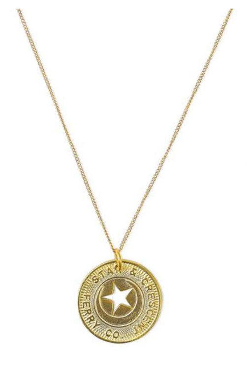 Goodnight Moon Necklace - Meridian