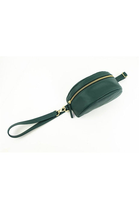 Leather Bum Bag - Meridian