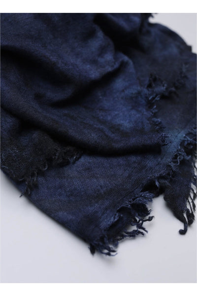 Love Sera Hand Dyed Cashmere Scarf - Meridian