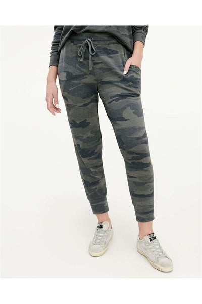 Supersoft Camo Jogger - Meridian