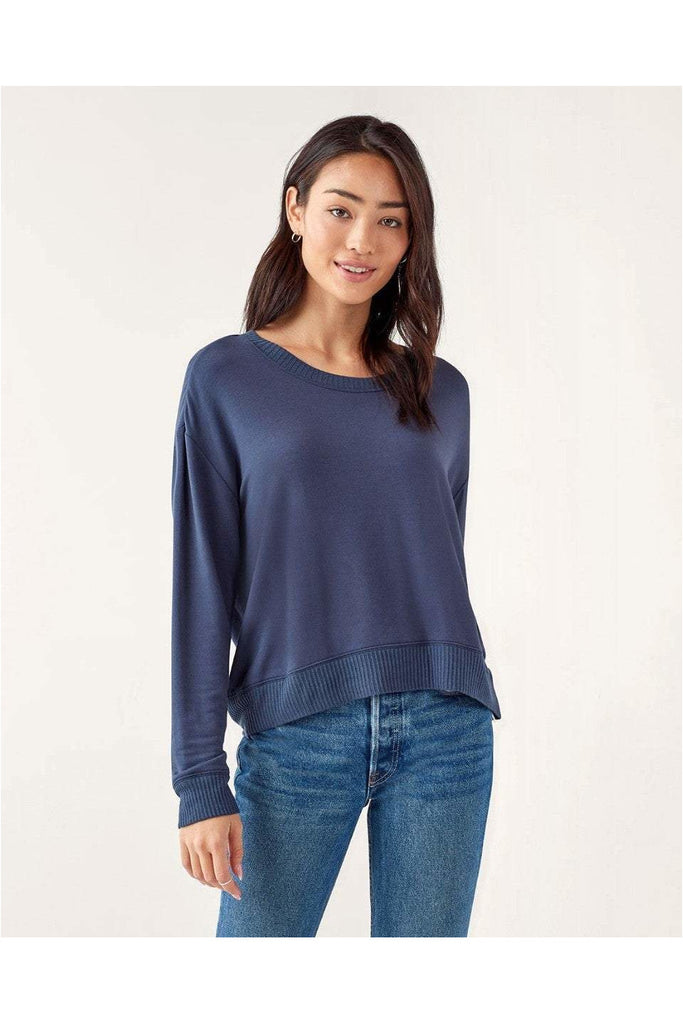 Super Soft Inlet Pullover - Meridian