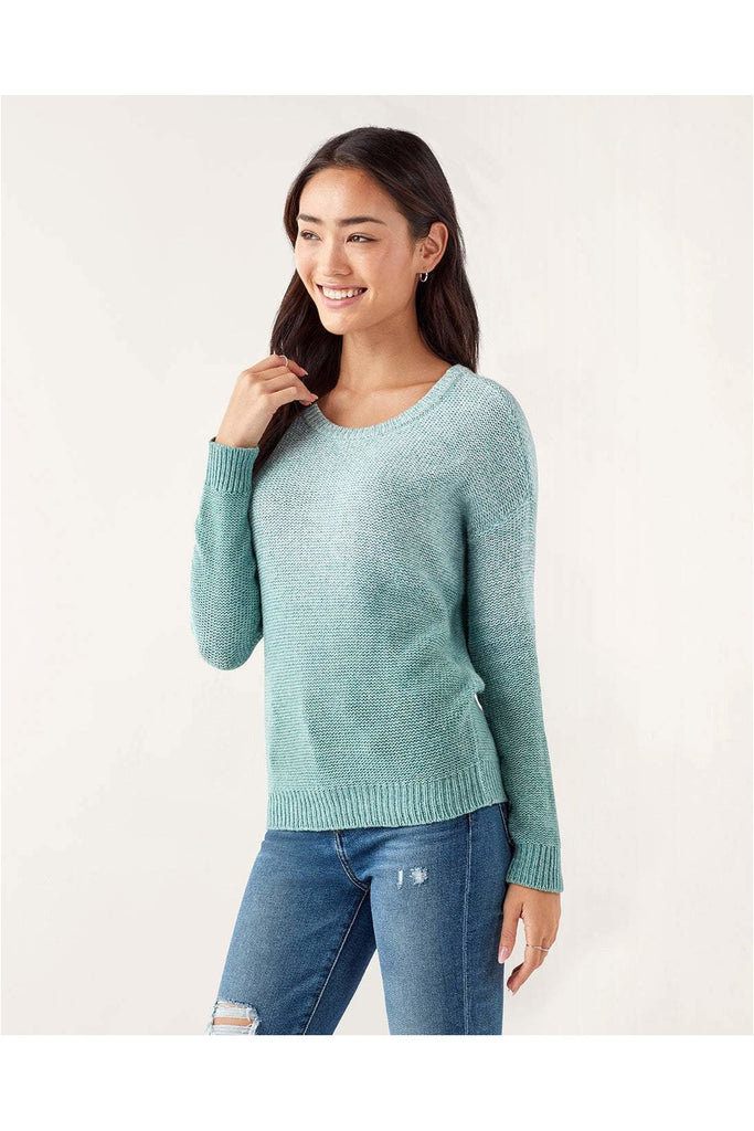 Eventide Ombre Pullover - Meridian