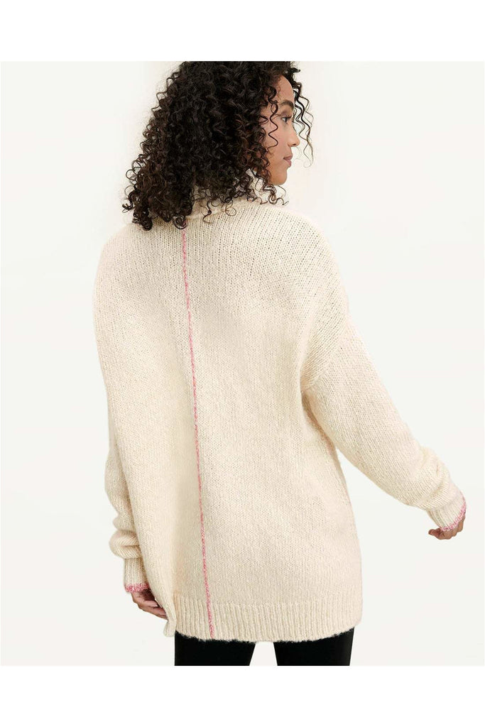 Chalet Turtleneck Sweater - Meridian