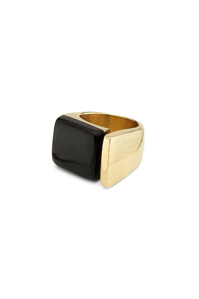 Jenga Statement Ring - Meridian