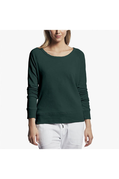 Vintage Fleece Long Sleeve Sweatshirt - Meridian
